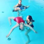 水中ヨガ、黒柳徹子の特技がスゴイ。ポーズや効果は?