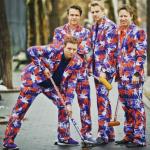 カーリング・ノルウェー男子のズボン画像かわいすぎる!平昌オリンピック2018