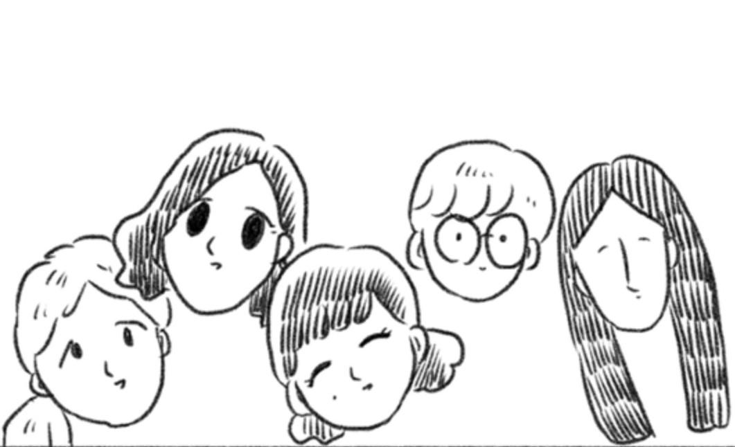 腐女子の(裸一貫!)つづ井さんl登場する友人の特徴まとめ